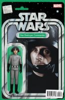 Star Wars #9 - Christopher Action Figure (Star Destroyer Commander) Variant Cover